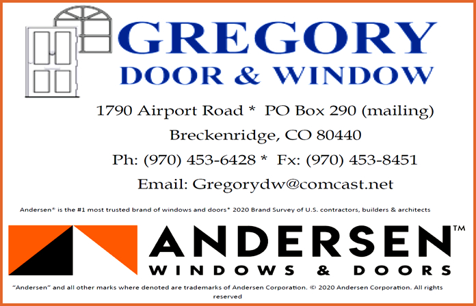 Gregory Door & Window Co.